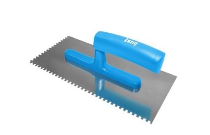 Гладилки зубчатые 6 и 8 мм